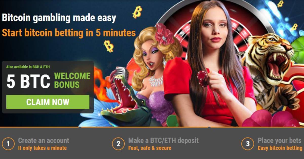 Wild antics bitcoin slot