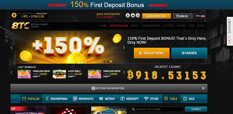 Game bitcoin slot online terbaik 2020