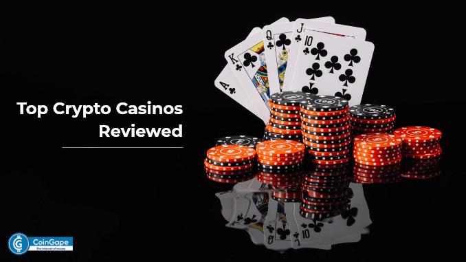 Bitcoin casino list